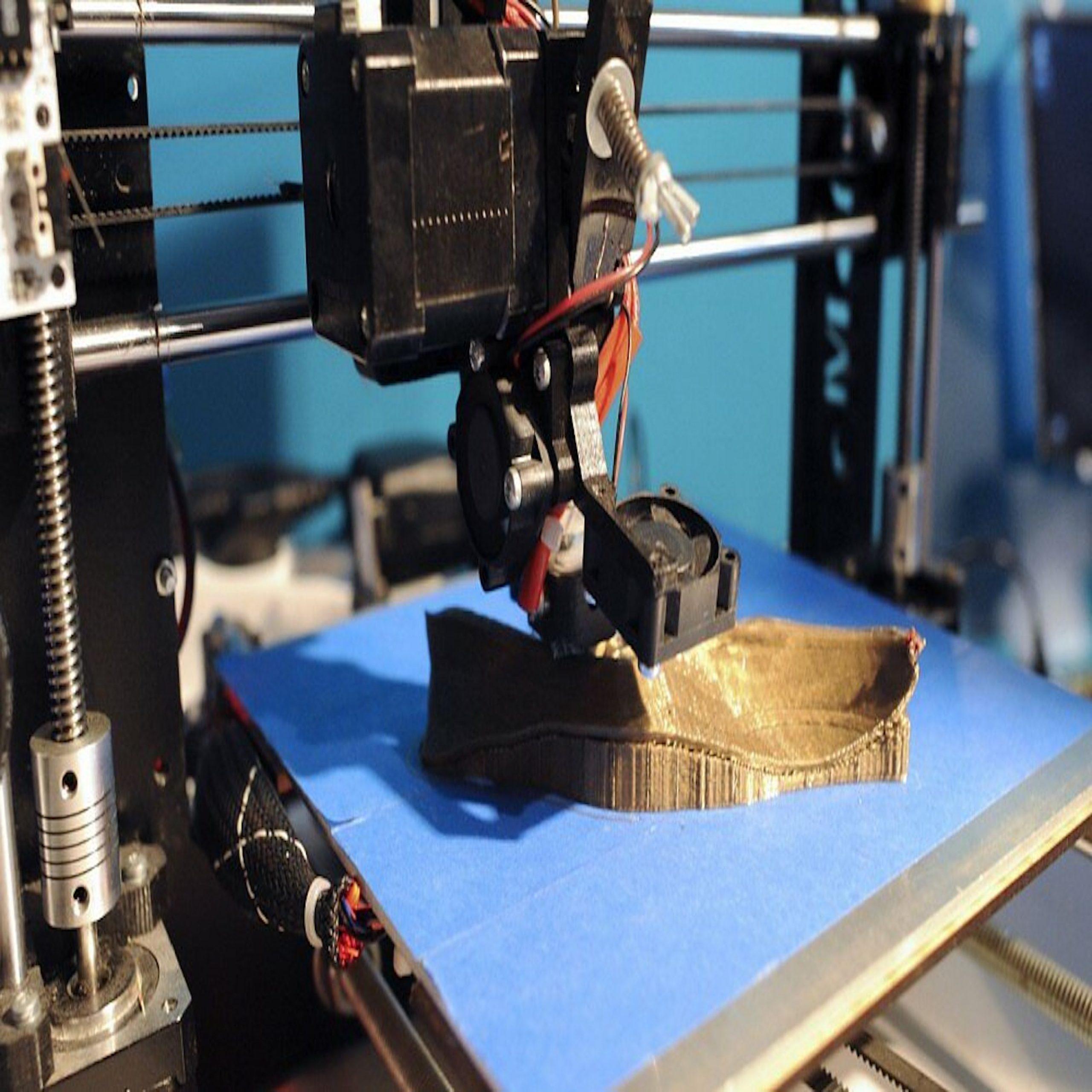 3D spausdintuvai: ką jau galime atsispausdinti?