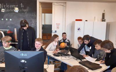Skaitmeninės gamybos dirbtuvės: Kuriu Vilniui ir pasauliui